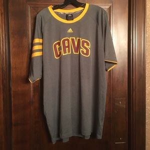 Cleveland Cavs Adidas shirt size 2XL